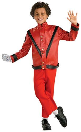 Rubie's Michael Jackson Thriller Jacke Deluxe Kind