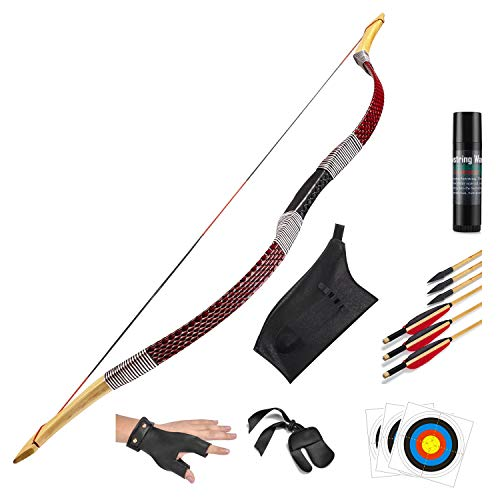 KAINOKAI Traditional Recurve Bow