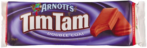 Tim Tam Chocolate Biscuit | Double Coat Chocolate | von Arnott's