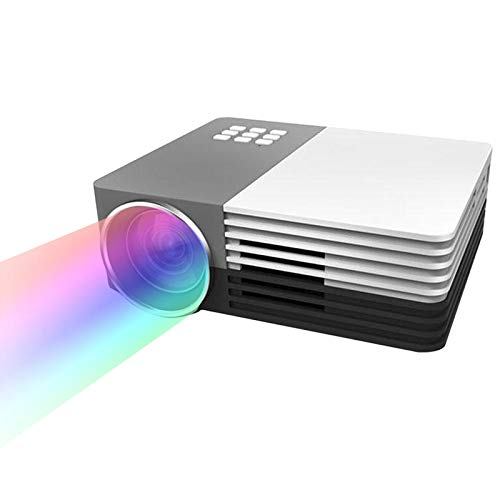 Find Discount Projector JRC GM50 Full HD 1080P Home Theater Mini Projector for Video Games TV Movie,...