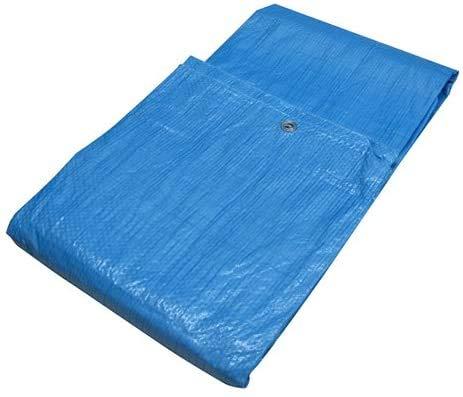 ブルーシート 厚手 輸入品 #3000 3.6×5.4m 10枚