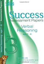 Verbal Reasoning Age 7-8 (Letts 11+ Success)