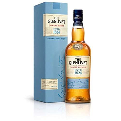Whisky Glenlivet Reserva del Fundador 40 ° 70 cl 70 cl