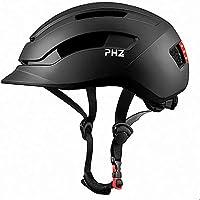 PHZ Adults' Bike Helmet with Rear Light