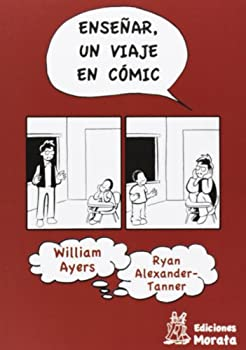 Enseñar, Un viaje en cómic 847112730X Book Cover