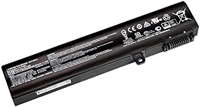 New BTY-M6H 3ICR19/65-2 Battery Compatible with MSI GE62VR GE72 GL62VR GL72M GP62 PE60 PE70 MS-16J2 Series 10.8V 41.4Wh 3834mAh