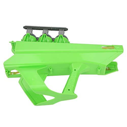 SONK Fabricante De Bolas De Nieve Al Aire Libre, Pistola Lanzadora De Bolas De Nieve, Adultos para Niños((Verde))