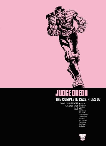 Judge Dredd: The Complete Case Files 07 (Judge Dredd The Complete Case Files Book 7)