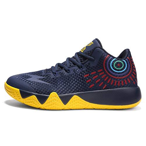 Hombres de Baloncesto Zapatos par midio Corte Zapatillas Deportivas Unisex Zapatos Deportivos