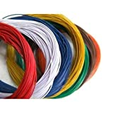 SWADESI KRAFTS 1 sq mm Copper PVC Insulated Electrical Cables FR House Wire(Red,10 m) 2B