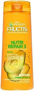 Garnier Fructis Nutri Repair 3 Champú Pelo Seco - 360 ml