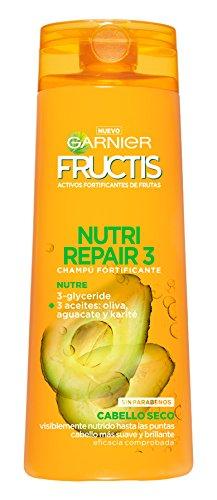Garnier Fructis Champú Nutri Repair - 360 ml