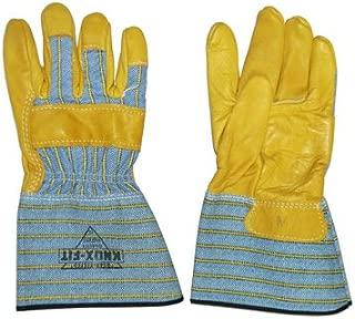 Knoxville Grain Gunn Cut Ironworkers Gloves (L)