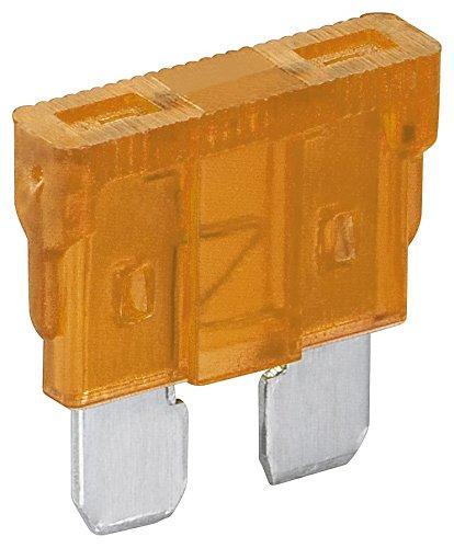 Fixpoint 20380 Kfz-Sicherungssortiment, 5 A, Orange (6-er pack)