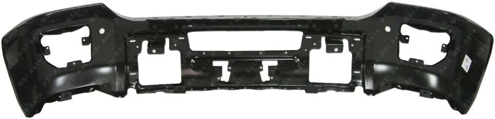 Daily bargain sale Vooviro Excellen Over item handling ☆ Steel Front Bumper 201 Bar Face with Compatible