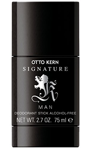 Otto Kern Signature Man homme/men, Deodorant Stick, 1er Pack (1 x 75 g)