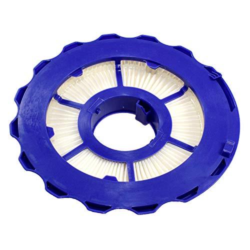 HQRP Post Filtro compatible con Dyson DC40 Serie Animal Multi Floor Total Clean Origin Exclusive Light Ball Aspiradoras verticales, Parte 922676-01 DY-92267601 Reemplazo más Portavasos