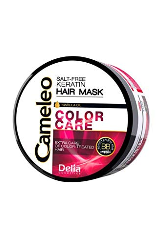 Delia Cameleo - Máscara de queratina para el cabello (200 ml)
