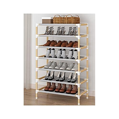 HYAN Zapatero Tela no Tejida Zapato de Zapatos Saving Saving Zapato Estante de Almacenamiento Organizador Zapato Torre Gabinete para la Sala de Estar Entrada Pasillo Caja de Zapatos