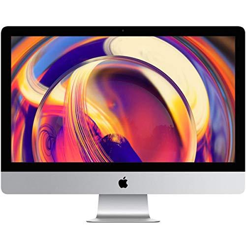"""Apple 27"""" iMac Retina 5K Display, 3.6GHz 8-core Intel Core i9, 8GB RAM, 512GB SSD, Radeon Pro 580X 8GB (2019)"""