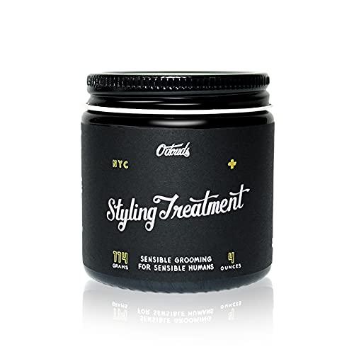 O'Douds (オダウズ) スタイリングトリートメント STYLING TREATMENT (ヘアバーム メンズ) 水性/ポマード/ワックス/pomade/グリース/ヘアクリーム (114g)