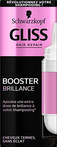 Schwarzkopf – Gliss - Booster Brillance Cheveux - Format 15 ml
