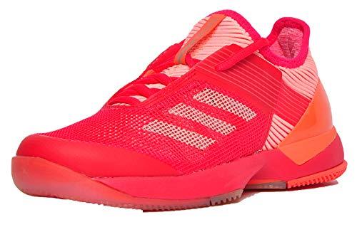 adidas Adizero Ubersonic 3 W, Zapatillas de Tenis Mujer, Rosa (Rosene/Grmeva/Corsen), 36 EU