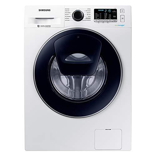 Samsung WW90K5210UW Lavatrice 9 kg AddWash, 1200 rpm, Bianco