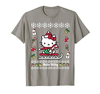 Hello Kitty Ugly Christmas Sweater Shirt