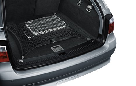 BMW Genuine Boot Floor Luggage/Cargo Safety Net 51470010557
