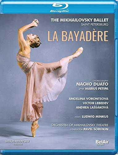 Minkus, L.: Bayadère (La) [Ballet] (Mikhailovsky Ballet, 2019) [Blu-ray]