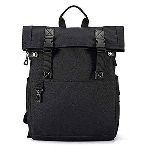 School Bag Backpack Travel Outdoor Computer Bag Shopping Fitness Rucksack Student School Bag Multifunctional Backpack, 15 * 45 * 30cm
