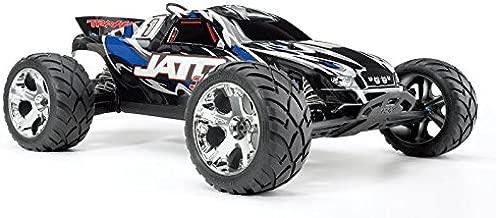 Traxxas Jato 3.3: 1/10 Scale Nitro-Powered 2WD Stadium Truck with TQi 2.4GHz Radio and TSM, Blue