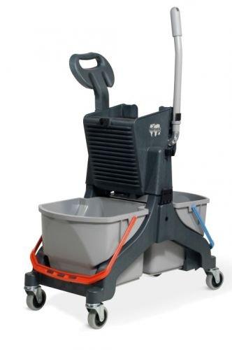 Numatic Doppelfahreimer MidMop Comfort Reinigungswagen, Putzwagen Wischwagen