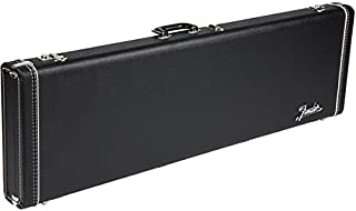 Fender Deluxe Black Case for Jazz Bass