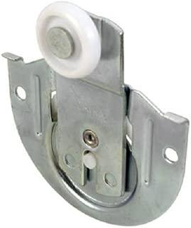 Pack of 2 Slide-Co 16762 Closet Door Roller with 5//8-Inch Steel Wheel for 5//8-Inch Groove,