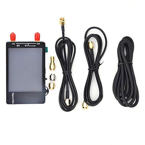 Analizador de red digital 50 KHz ~ 300 MHz HF VHF Antena...