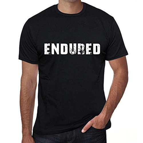 One in the City Hombre Camiseta Personalizada Regalo Original con Mensaje Divertido endured XS Negro