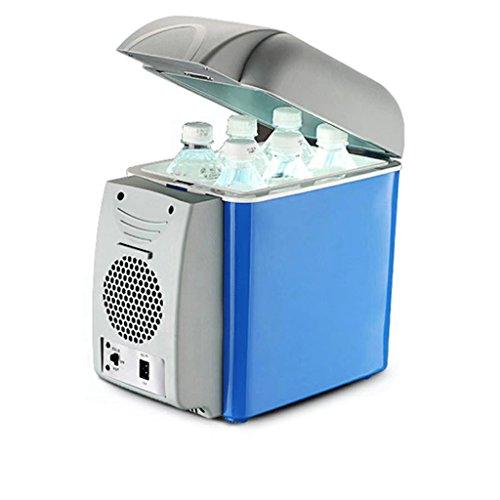 JCOCO Frigorifero per auto Frigorifero per Mini Frigorifero per refrigerazione di grande capacità da 7,5 litri