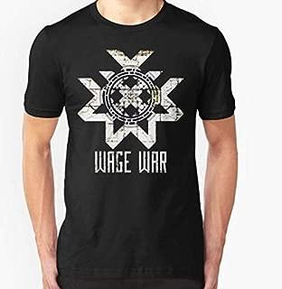 Wage War Band Logo T-shirt For Everyone