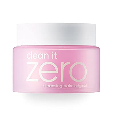 BANILA CO NEW Clean It Zero Original Cleansing Balm 3-in-1 Makeup Remover, Double Cleanse, Face Wash, 2 sizes