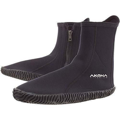 AKONA 3 mm Tall Nylon II Neoprene Boot - 6