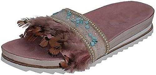 Bugatti 431-47293-6459 CARI - Damen Damen Damen Schuhe offene Schuhe - 8081-trends-multicl  die beste Auswahl an