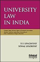 Universities Law in India