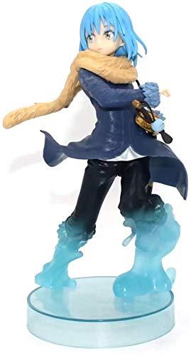 Compluser That Time I Got Reencarnó como una Figura de acción de PVC de Slime Rimuru Tempest, Modelo de Anime, Escultura, Regalo de colección