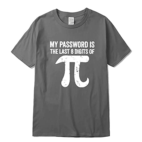 CHWEI Knitted Hat Camisetas para Hombre Camiseta De Algodón con Ecuaciones Matemáticas para Hombre Camiseta Divertida para Hombre Camiseta Informal De Manga Corta A La Moda Camiseta Fresca para G S