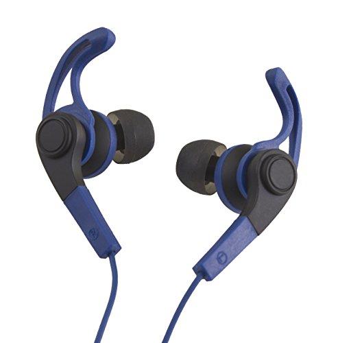 Telefunken KH3000B Bluetooth-In-Ear-Kopfhörer (integriertes Mikrofon und Freisprechfunktion, kabellos)