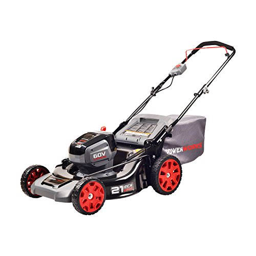 Powerworks 60V 21-inch Brushless HP Mower, Battery Not Included, 2503613AZ