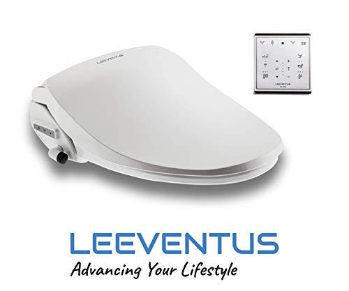 Leeventus - J430R - Lange Version - ! Neues Modell ! - Sonderangebot - Mit Fernbedienung - bidet hochwertiger dusch WC Aufsatz Made in Korea Intimpflege electric bidet dusch wc japan toilette bidet