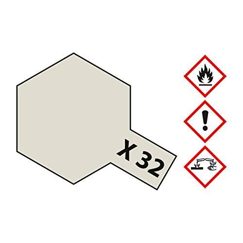 X-32 Titanium Argent 23 ML